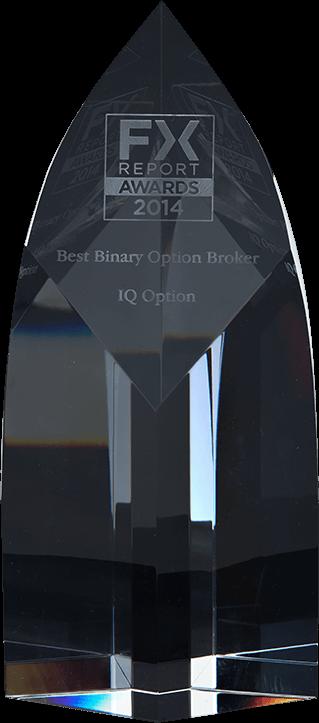 Binary option award