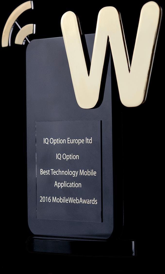 Binary options awards