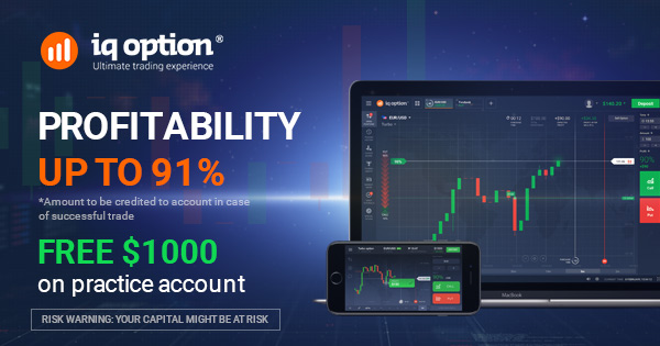 IQ Option een innovatieve binaire opties broker